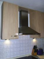 Foto 3 Einbauküche (Buche) L-Form