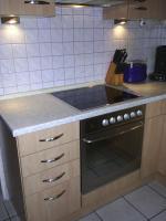 Foto 4 Einbauküche (Buche) L-Form
