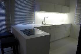 Foto 2 Einbauküche der Firma Leicht