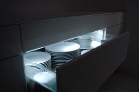 Foto 5 Einbauküche der Firma Leicht