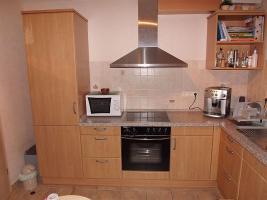 Foto 3 Einbauküche Front Apfel Honig