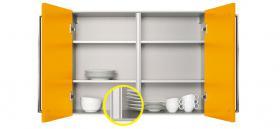 Foto 10 Einbauk�che K�che Marke Nolte inkl. alle El. Einbauger�te von Bosch und AG