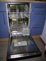 Foto 3 Einbauküche L-Form v. Brugman m. Elektrogeräten v. Bosch komplett TOP Zustand