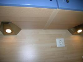 Foto 6 Einbauküche L-Form v. Brugman m. Elektrogeräten v. Bosch komplett TOP Zustand