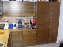 Einbauküche in Mannheim mit Wasch- und Spühlmaschine abzugeben