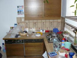 Foto 4 Einbauk�che in Mannheim mit Wasch- und Sp�hlmaschine abzugeben