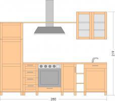 einbauk che massiv bio k che holzk che naturm bel von bio tischler in berlin. Black Bedroom Furniture Sets. Home Design Ideas