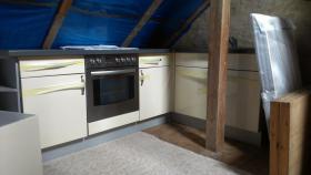 Foto 2 Einbauküche in Trendfarbe Vanille - neuwertig