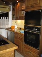 Foto 3 Einbauküche U-Form Eiche rustikal