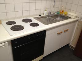 Foto 5 Einbauküche in Weiß zum Selsbtabbau zu verschenken