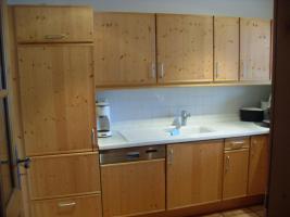 Foto 5 Einbauküche Zeyko, Fichte gebürstet