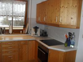 Foto 6 Einbauküche Zeyko, Fichte gebürstet