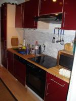 Foto 2 Einbauküche komplett (Spülmaschine, E-Herd, Kühlschrank, Spüle, Schränke, Dunstabzugshaube...)