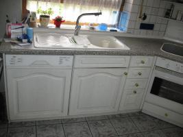 Foto 3 Einbauküche massiv