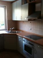 Einbauküche-modern und mit hochwertigen Geräten