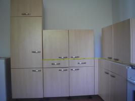 Einbauküche ohne Arbeitsplatte, Geräte inklusive