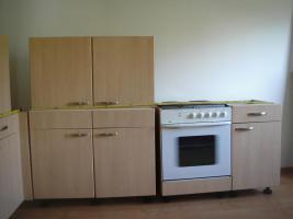Foto 2 Einbauküche ohne Arbeitsplatte, Geräte inklusive