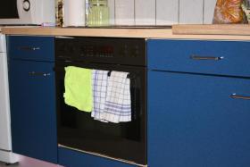 Foto 2 Einbauküche ( 2 Hänger, 3 Unterschränke usw ) inkl. Geräte