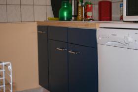 Foto 5 Einbauküche ( 2 Hänger, 3 Unterschränke usw ) inkl. Geräte