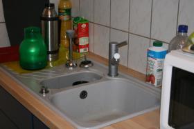Foto 6 Einbauküche ( 2 Hänger, 3 Unterschränke usw ) inkl. Geräte