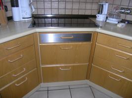 Foto 4 Einbauküche,  Esche natur