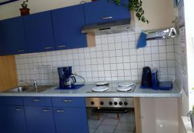 Foto 2 Einbauküche / Küchenzeile inkl. E-Geräte/ inkl. Tisch + 6 Stühle Preis: 520 EUR
