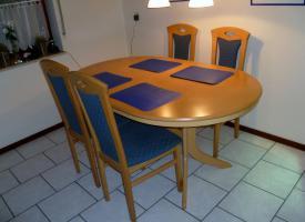 Foto 7 Einbauküche / Küchenzeile inkl. E-Geräte/ inkl. Tisch + 6 Stühle Preis: 520 EUR