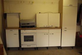 Einbauküche, gebraucht