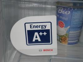Einbauk�hlschrank mit Gefrierfach vom Bosch A++