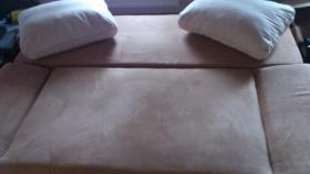 Foto 2 Eine gut erhaltene und bequeme couch für selbstabholer