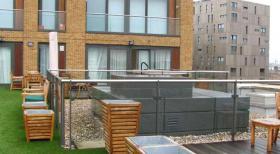 Eine herrliche Penthaus Wohnung in London /Vereinigtes Königreich