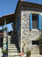 Eine schoene Villa nahe der Stadt Athen/Griechenland