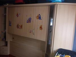 Foto 3 Eine schöne geräumige Schrankwand fürs Schlafzimmer