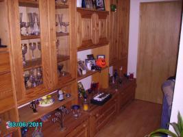 Foto 3 Eine tolle Schrankwand Kiefer gelaugt und geölt