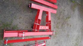 Foto 3 Einen Motorhebekran max. 2Tonnen einmal benutzt zu verkaufen