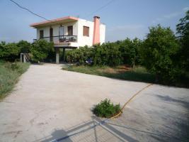 Einfaches Einfamilienhaus nahe Nafplion