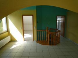 Schlafzimmer Mit Blick Zum Bad Und Kleines Zimmer