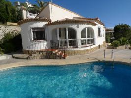 Einfamilienhaus in Alcalali an der Costa Blanca