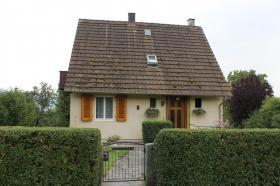 Einfamilienhaus oder Ferienhaus in ruhiger Südhanglage in Öhningen
