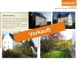 Einfamilienhaus in Freital nähe Döhlen / Zuckerrode, kein Neubau