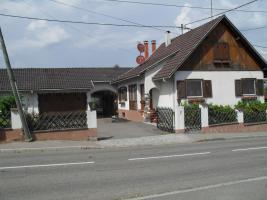 Einfamilienhaus mit Pool  Elsass 20km von Basel und Deutschland
