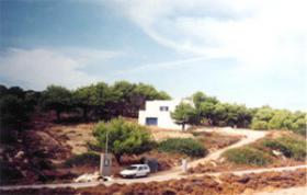 Einfamilienhaus auf Skyros/Griechenland