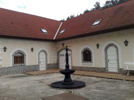 Einfamilienhaus und Wassermühle in Ungarn, Veszprém