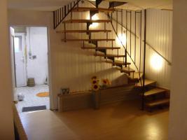 Flur/Treppe im Kellerbereich