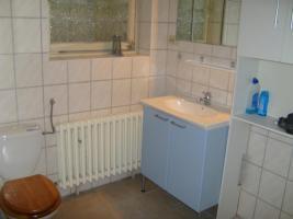 Bad im Kellerbereich mit Dusche