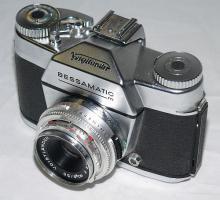 Einige ältere Kameras aus Sammlung