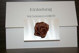 Foto 3 Einladung zur Hochzeit