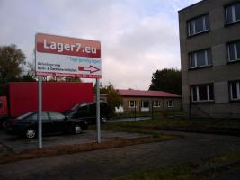 Einlagerung in Thüringen - Harra