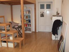 Einmalige Konstruktion: Verkaufe Massivholz-Hochbett