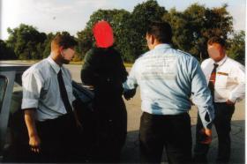 Foto 4 Einsatzleiter Sicherheitsdienst Ausbildung mit Abschlußzertifikat